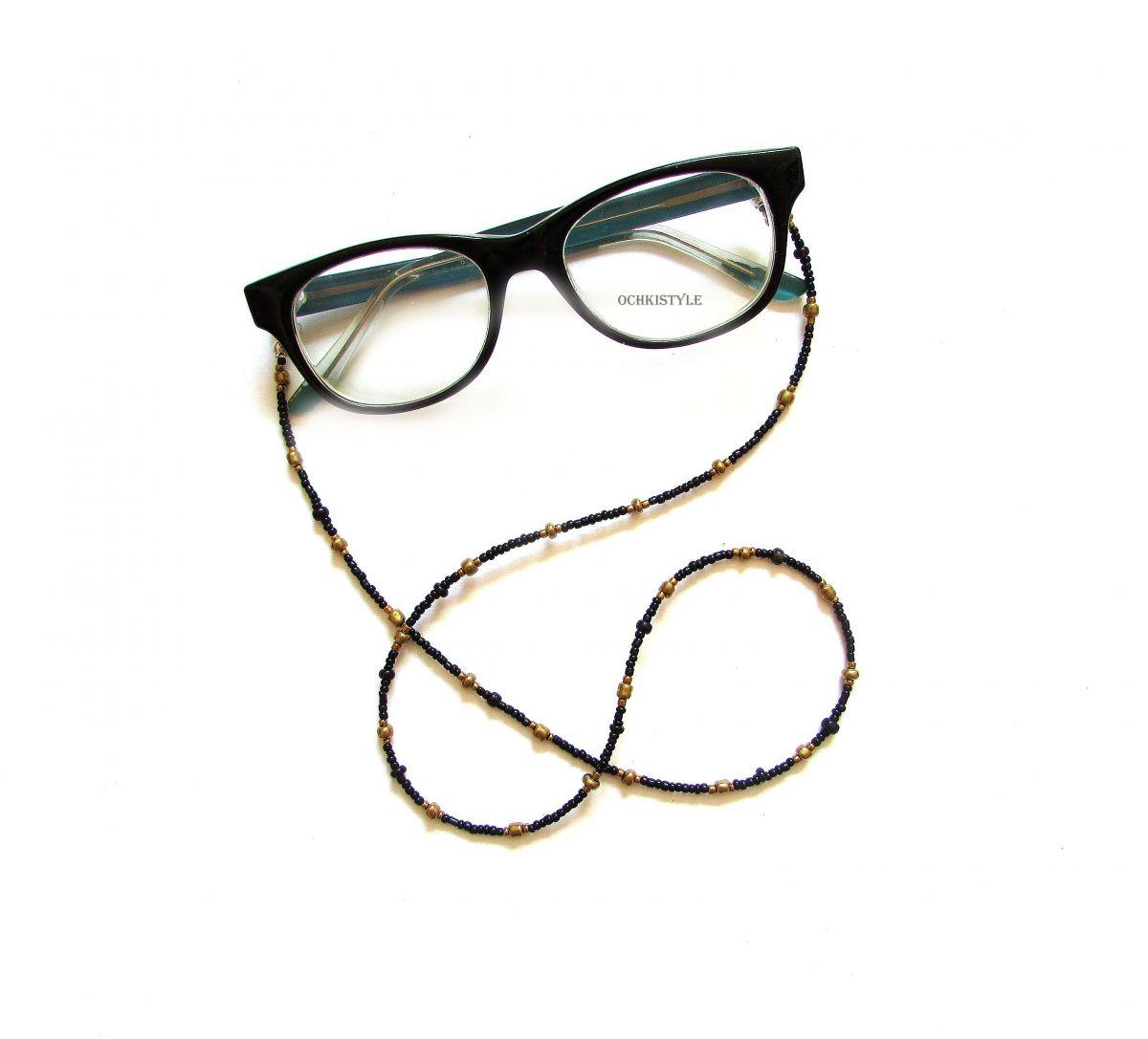 Цепочка для очков №38 Украшение на очки