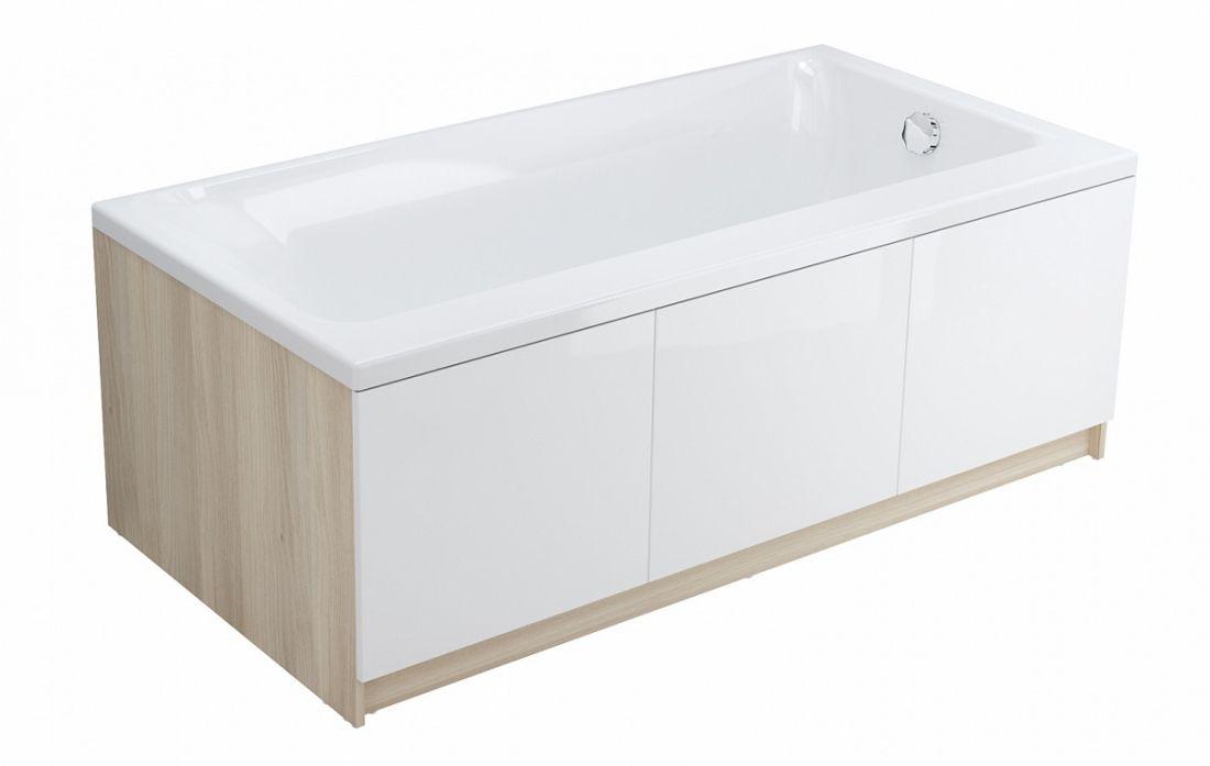 SMART 170 Модуль д/ванны фронтальный,(Белый), Сорт 1,