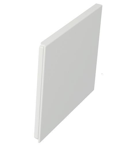VIRGO/INTRO 75 Панель Боковая, белый, Сорт 1