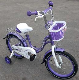 Веллосипед детский Rook Belle Purple 16
