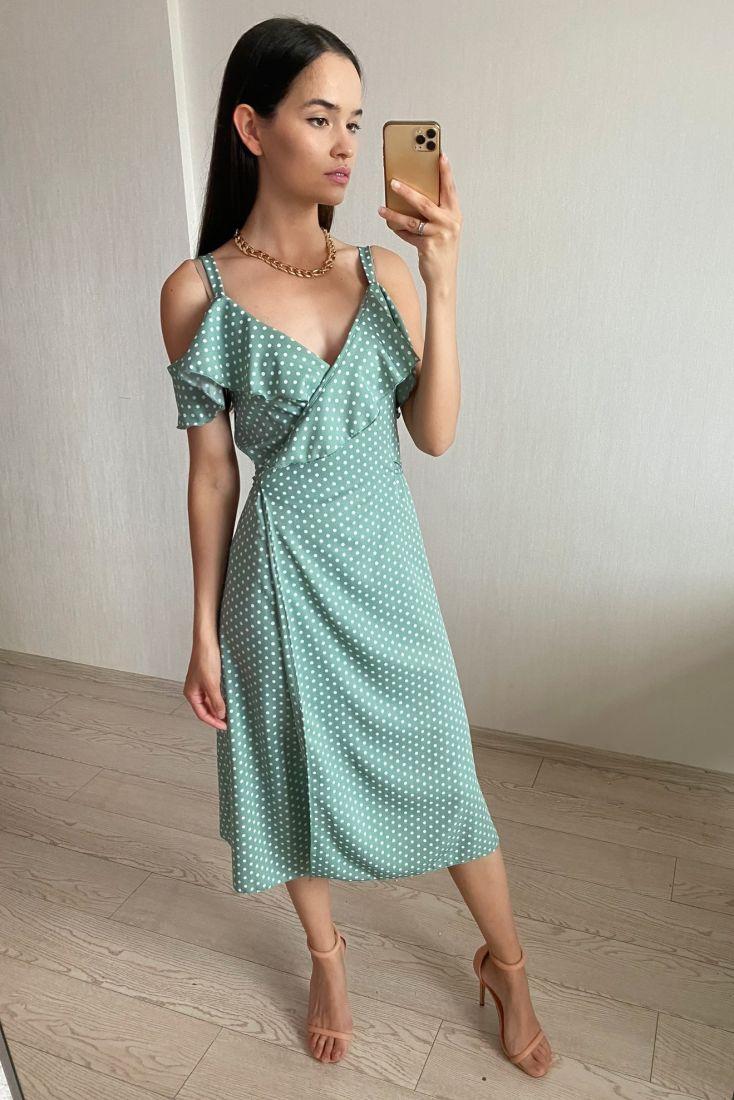 s1741 Платье
