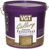 Декоративная Штукатурка Короед VGT Gallery 9кг Роллерная Зерно 1.0-1.5мм; 1.5-2.0мм; 2.0-2.5мм / ВГТ Короед