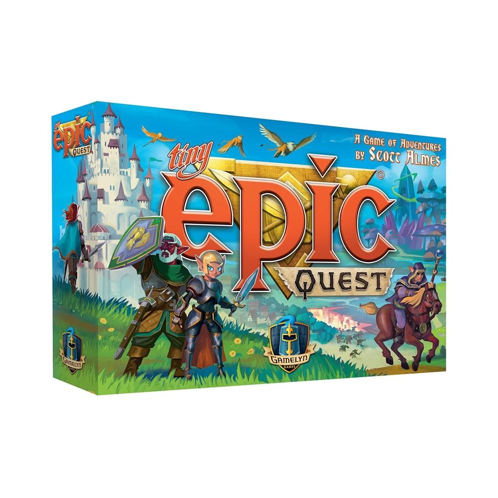 Крошечные Эпические Приключения (на русском)