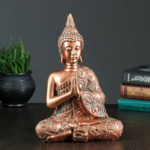 "Копилка ""Будда средний"" медь, 20х11х29 см   4376160"