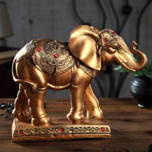 """Копилка """"Слон"""" со стразами   3536399"""