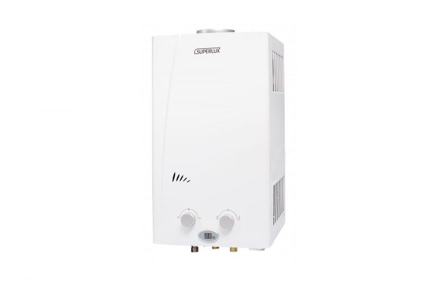 Проточный газовый водонагреватель ARISTON 10L CF NG NEW SUPERLUX (3632386)