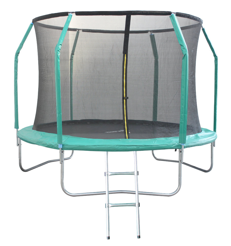 Батут 10FT 3,05м с защитной сеткой и лестницей GB102011-10FT