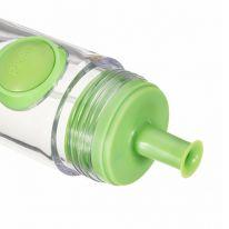 Двусторонняя бутылочка-распылитель для соуса и масла 2 WAY Soy sauce Bottle, зелёный