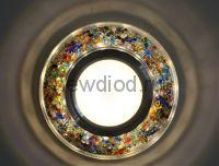 Точечный Светильник OREOL Crystal G4017 95/60mm Под Лампу MR16 Белый
