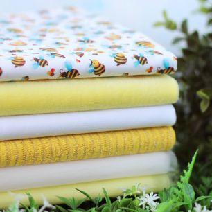 Набор тканей для пошива Медовая пчёлка