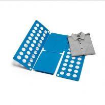 Рамка для складывания взрослой одежды CLOTHES FOLDER, синий