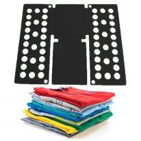 Рамка для складывания взрослой одежды CLOTHES FOLDER, чёрный