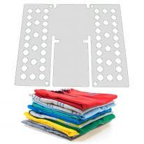 Рамка для складывания взрослой одежды CLOTHES FOLDER, белый