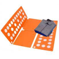 Рамка для складывания взрослой одежды CLOTHES FOLDER, оранжевый