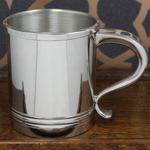 Традиционный  бокал из британского пьютера Московский Мул Moscow Mule Pewter Mug