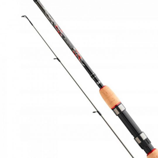 Спиннинг  штекерный Daiwa Sweepfire Spin 2.10m 10-40g