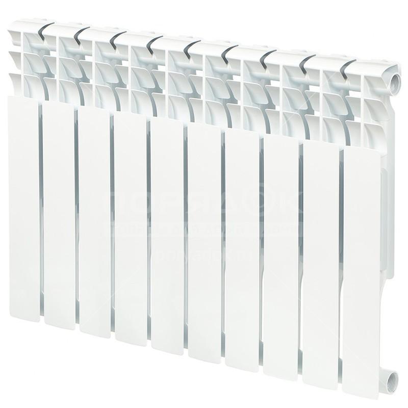 Радиатор биметаллический AQUAPROM-500 В21 10 секций