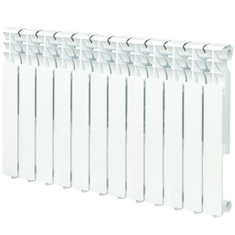 Радиатор биметаллический AQUAPROM-500 В21 12 секций