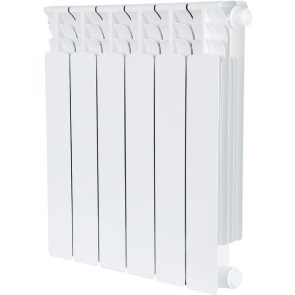 Радиатор биметаллический AQUAPROM-500 В21 6 секций