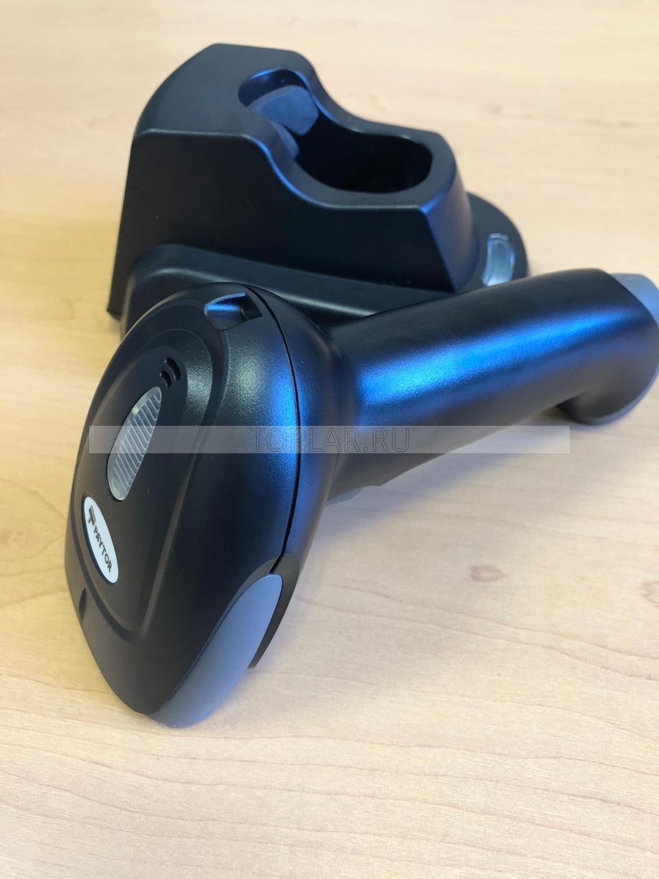 Сканер штрих-кода PayTor DS-1009 DS-1009-UB1-11 (беспроводной сканер с док-станцией (USB))