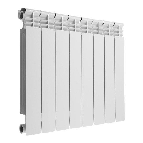 Радиатор биметаллический AQUAPROM-500 В21 8 секций
