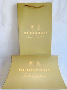 Конверт+пакет Burberry