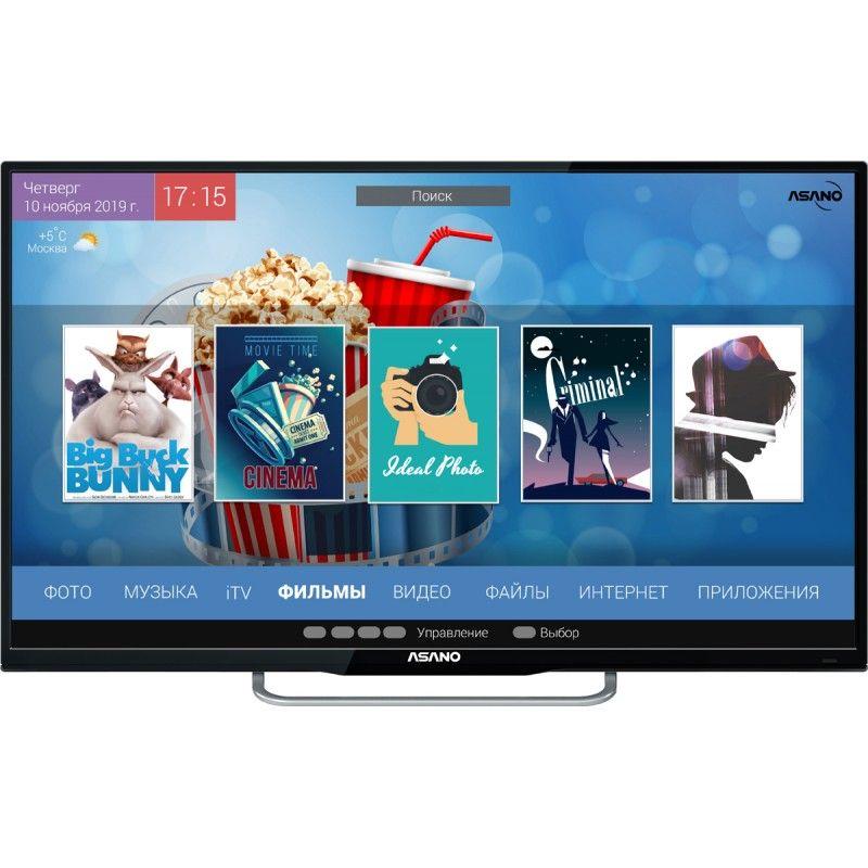 Телевизор ASANO 32LF7130S-T2-FHD-SMART