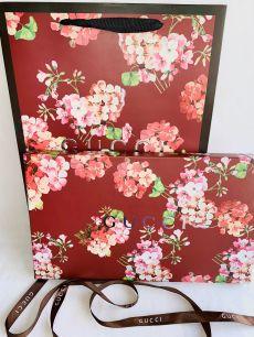 Коробка + пакет Gucci