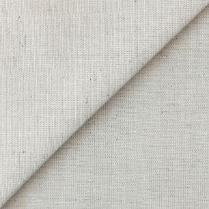 Лоскут ткани Лён натурального цвета 50х46