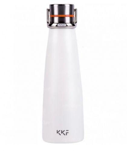 Термос Xiaomi KKF Smart Vacuum Cup (475 мл, белый) S-U47WS-E