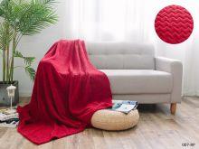 Плед велсофт Royal  plush 2-спальный 180*200  Арт.180/007-RP