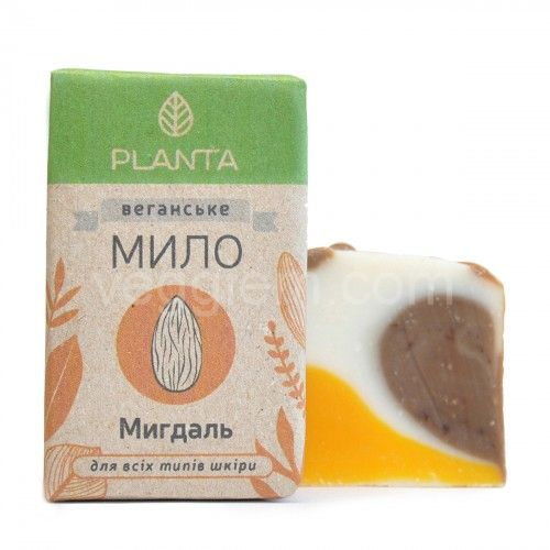 Мыло Миндаль Planta