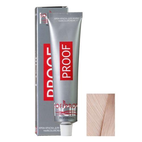 Крем-краска для волос Proof 11.2 экстра бежево-платиновый, 60 мл