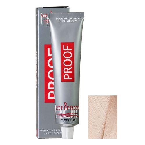 Крем-краска для волос Proof 12.2 специальный платиновый перламутр, 60 мл