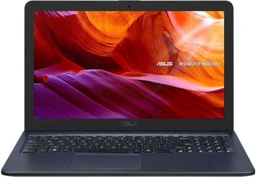 "Ноутбук ASUS K543BA-DM625 (15.6"" FHD/AMD A6 9225/4GB/256GB SSD/NODVD/RADEON R4/ENDLESS)(90NB0IY7-M08720)"