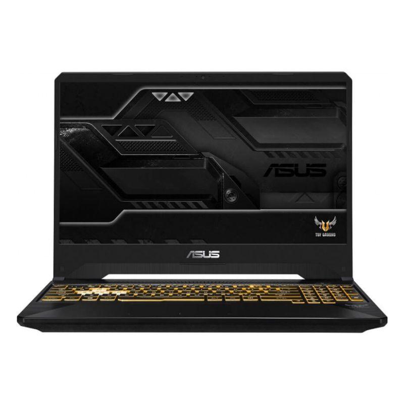 "Ноутбук ASUS FX505DT-AL235T (Ryzen 5 3550H/16Gb/SSD 512Gb/nV GTX1650 4Gb/15,6"" FHD/IPS BT Cam/Win10/Серый)  (90NR02D1-M04830)"
