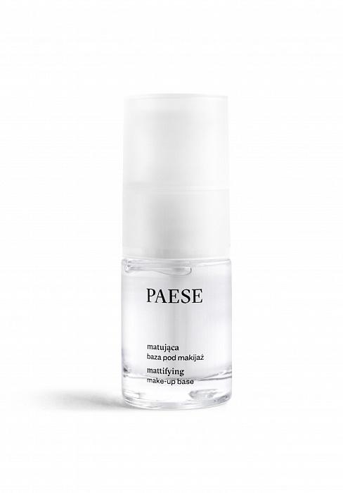 Матирующая база под макияж Mattifying Base  PAESE