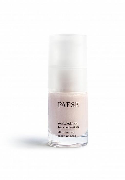Перламутровая база под макияж Illuminating Base Paese