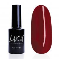 LAK'U гель-лак Ruby Red R 11, 10 мл