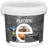 Лак Паркетный Eurotex Эко 0.8л Акриловый, без Запаха Глянцевый, Полуматовый / Евротекс Эко