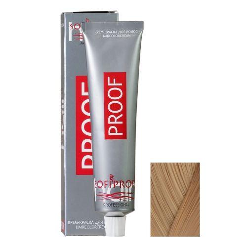 Крем-краска для волос Proof 8.00 светло-русый интенсивный, 60 мл