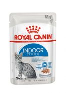 Royal Canin Indoor Sterilised  Влажный корм для  взрослых кошек, постоянно живущих в помещении (паштет), 85 гр
