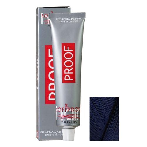 Крем-краска для волос PROOF 60мл blue корректор синий