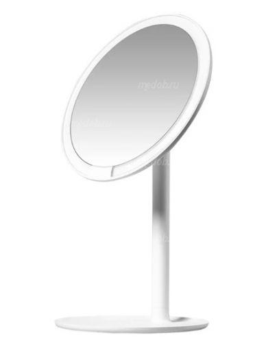 Зеркало косметическое Xiaomi Amiro Lux High Color / Yeelight LED Lighting Mirror YLGJ01YL White