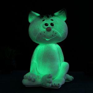 """Светящаяся копилка """"Кот"""", белый, 41 см   4195054"""