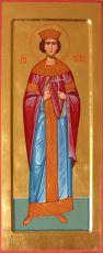 Икона Ирина Македонская преподобная