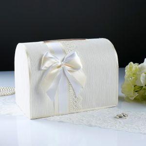 Коробка для денег «Айвори» №2, неразборная 3183798