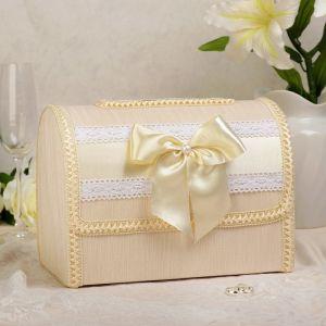 Коробка для денег «Айвори» №4, неразборная 3183800