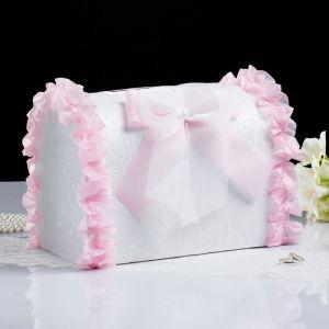 Коробка для денег «Мечта», розовая, неразборная 3183926