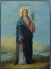 Икона Александра Римская (Никомидийская) мученица